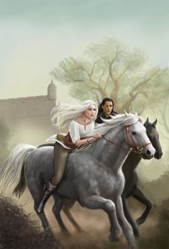Riders by dashinvaine