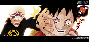 Luffy, STOP! by i-SANx