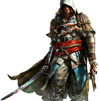 Assassin's Creed IV: Black Flag by Theomeganerd
