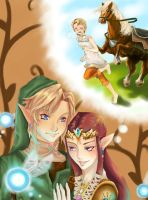 Twilight Princess Alternate Ending by HaloKitty10461