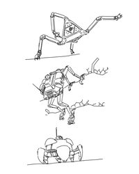 Robots by wrytalin