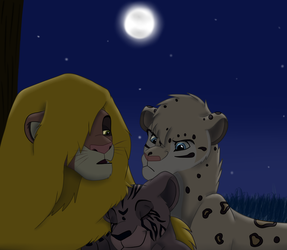 Contest Entry for Misfit Pride 2/2 by SolitaryGrayWolf