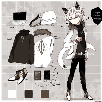[AUCTION*CLOSED]Lineheart*20 by Relxion-kun
