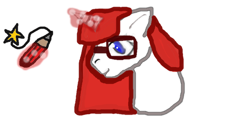 me as a pony by Kirst3