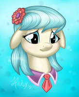 Coco pommel bust by hirurux