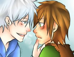 Jack And Hiccup by Hikiko-chan