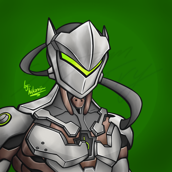 Genji by Hikarii-chan-tan
