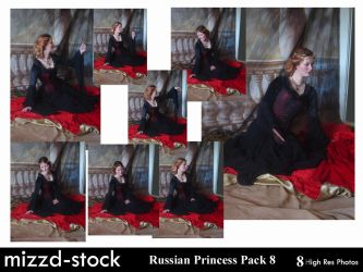Rennaissance Queen Pack 8 by mizzd-stock