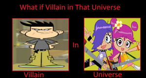 What If Brad Is In Hi Hi Puffy AmiYumi by pharrel3009