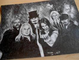 Nightwish: Showtime, Storytime by hhamlet