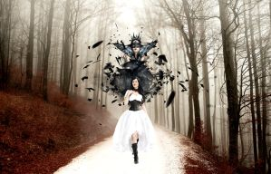 Snow White and The Huntsman by Neywa