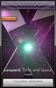 Leopard. Time. and Space. by Frnak