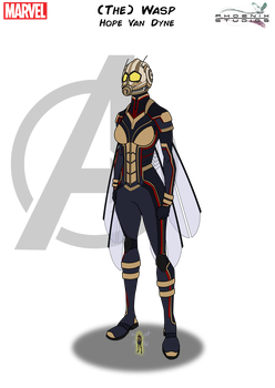 (The) Wasp by Kyle-A-McDonald
