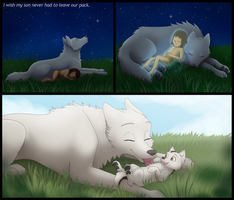 A Mother's Love Can Change Everything by Fecu
