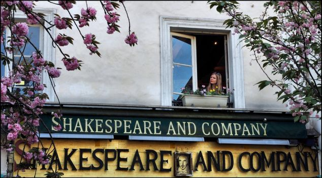Shakespeare and Company Bookshop - 5 by SUDOR