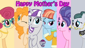 Happy Mother's Day (MLP FiM) by Hendro107