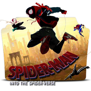 Spider-Man Into the Spider-Verse (2018) v2 by DrDarkDoom