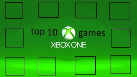 top 10 Xbox one games by connorm1