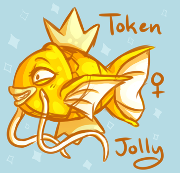 Token by KilaTheKitty