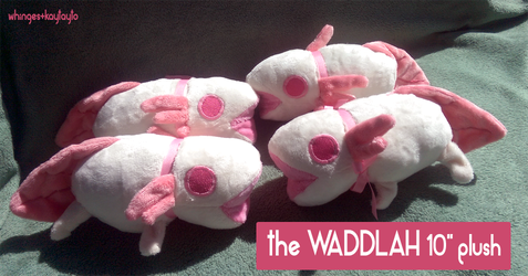 Waddlah Plush by whinges
