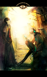 Fisheye Placebo: Concept Art by yuumei