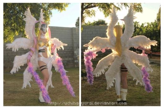 Angewomon Cosplay by Yurai-cosplay