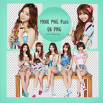 MINX PN Pack by exostangalaxy