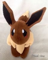 Eevee by Plush-Lore