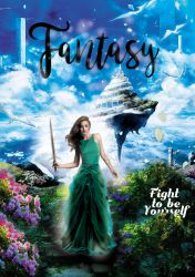 Fantasy(Poster PSD) by JohnnyLand