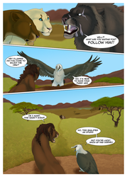 The Outcast page 73 by DRGNFL