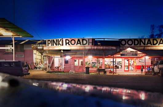 the roadhouse pinks by brokenzuba
