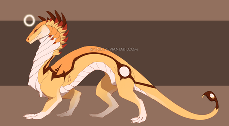 [AUCTION] Desert King -CLOSED- by Reyniki