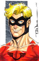 Johnny Quick by ToddNauck