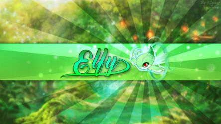 Elfy's banner by Lyviaff
