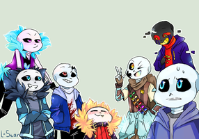 UnderTale by Lightning-Star7