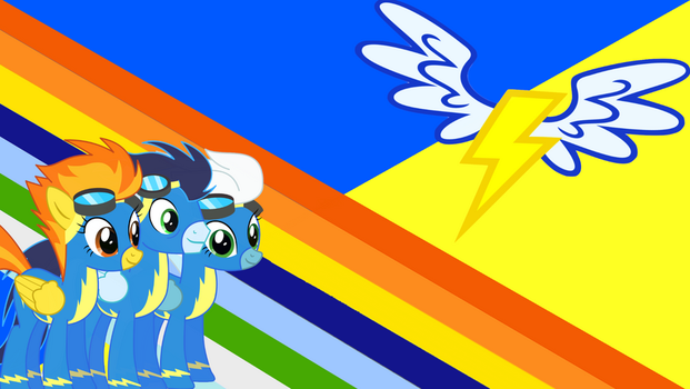 The Most Talented Flyers in Equestria [Wallpaper] by SonicRainBoomFTW