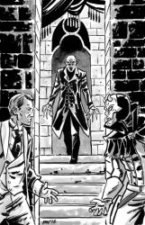 Standard Comics Team-Up #155 Nosferatu Holmes Jack by roygbiv666
