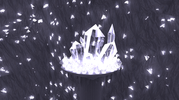 Crystal Cave by xAFROCHICKx