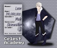 ~Celest Academy~ Leon Application |Semester III| by Poke-Chann
