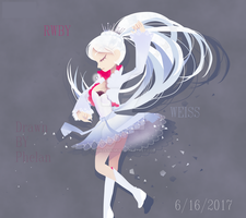 {phalanNimue} Weiss by PhalanNimue