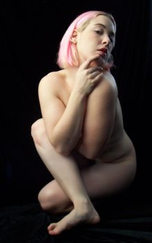 Pink Nude XV by fetishfaerie-stock