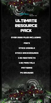 GFX Central Ultimate Resources by EdenEvoX