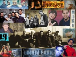Linkin Park by PatyLP