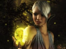 A Little Bit Of Magic by x-bossie-boots-x