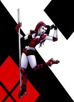 Harley Quinn by Digraven