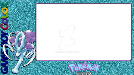 Pkmn Crystal Layout by BrandyKoopa92