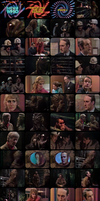 Doctor Who and the Silurians Episode 5 Tele-Snaps by MDKartoons