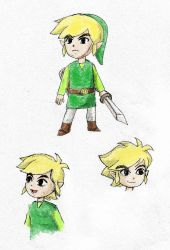 Link Sketches by simara24