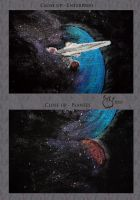 To Boldly Go...Close Ups by Flooboo