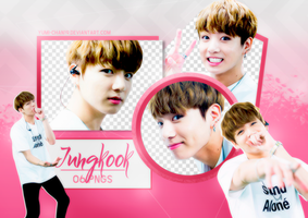 PNG PACK: Jungkook #14 by Hallyumi